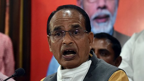BJP leaders are upset with Shivraj's Covid management, say virtual meetings are 'tamasha'