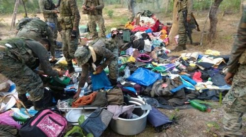 Top Maoist trio severely ill with Covid, say Chhattisgarh Police, fear 50 insurgents infected