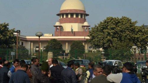 SC collegium recommends transfer of six High Court judges