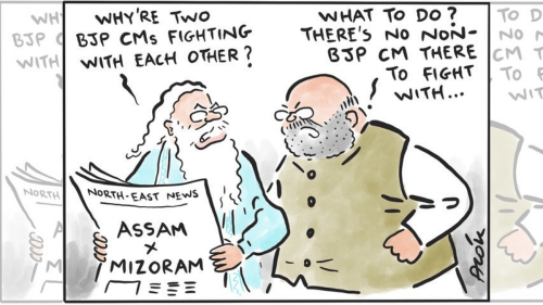 Why two BJP CMs are fighting, and Yediyurappa's 'send-off'