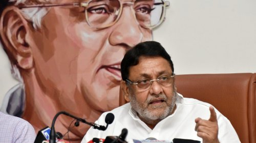 Cruise drugs party organisers took permission from Centre, not Maharashtra govt: Nawab Malik