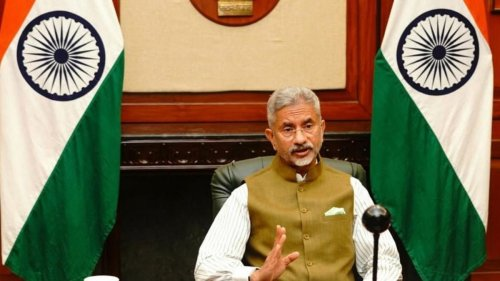 Will China reduce troops along LAC as promised, that's the issue, says Jaishankar