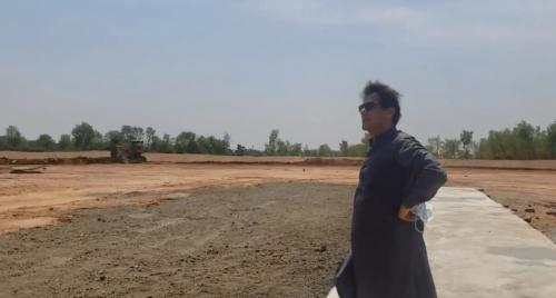 Imran Khan to 'hurricane' Firdous — two street visits to show Pakistan govt at work