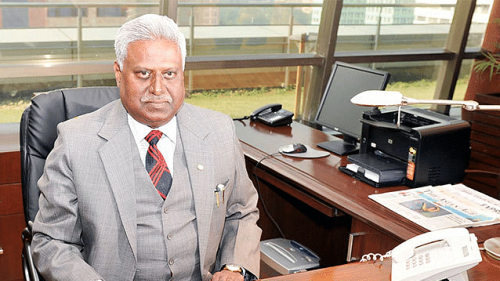 Former CBI director Ranjit Sinha dies after testing positive for Covid-19