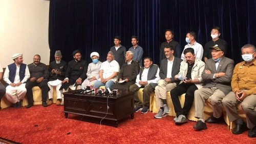 Kargil, Leh districts join hands to push for statehood, constitutional safeguards in Ladakh