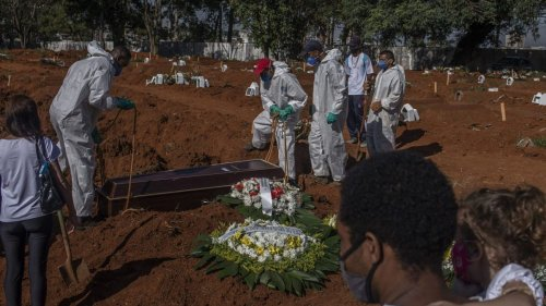 Covid is much deadlier in Brazil than India, and no one knows why