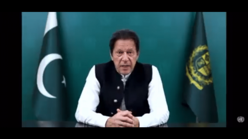 Fire Imran Khan or the speech writer? People ask after Pakistan PM's mujahideen claim at UNGA