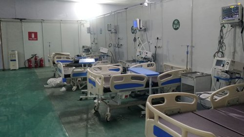 DRDO reopens makeshift Covid hospital in Delhi, 5 other facilities to come up across India