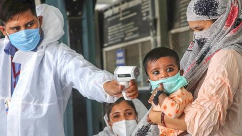 India registers 15,906 new Covid cases, 561 deaths in last 24 hours