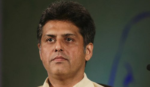 'Anarchy', 'Daily Soap Opera' — Manish Tewari on Punjab Congress infighting
