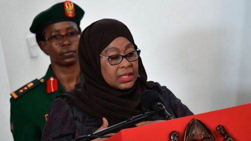 Samia Suluhu Hassan is the only woman running a country in Africa. Her to-do list is tough