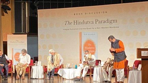 Many of RSS' ideas are Leftist, Hindutva is neither Left nor Right, Dattatreya Hosabale says
