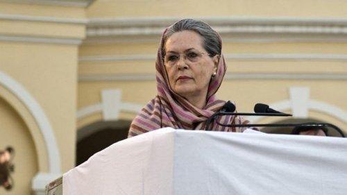 Sonia Gandhi accuses Modi govt of 'gross unpreparedness', 'ad-hocism' amid Covid surge