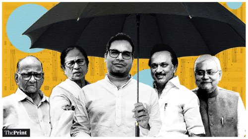 Why Prashant Kishor's lunch meet is giving Modi rivals a taste of 2024