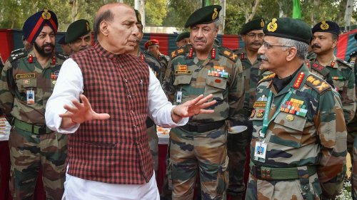 Military hospitals could now treat civilians as Rajnath seeks armed forces' aid in Covid fight