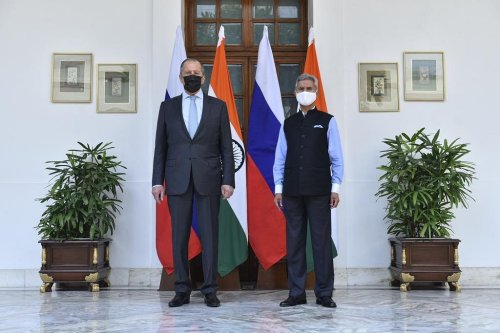 Jaishankar's slip of tongue, Lavrov's Pakistan trip — why all's not well with India-Russia