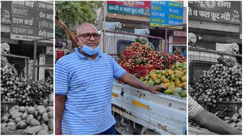 Hindu Sena vendor sells fruit, veggies at 1/3 rates in Gurugram, says 'mehengai jihad' is enemy