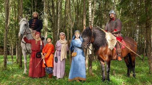 Genetic origin of modern horse traced to 4,200 years ago in Russia, study shows