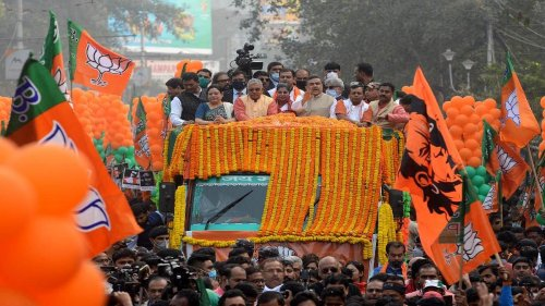 'X' category security cover for 77 BJP MLAs in Bengal in view of potential threats