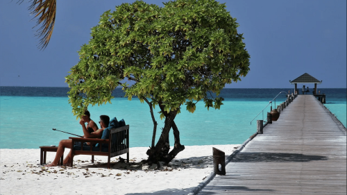 Bollywood has made Maldives the new Goa. Here are the 'Best beach pictures' awards