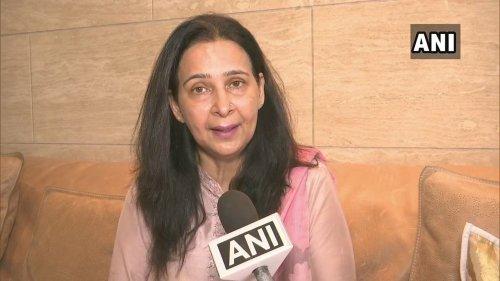Navjot Kaur Sidhu criticises Punjab govt's move of giving jobs to sons of two party legislators