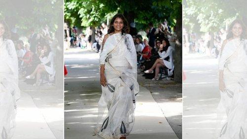 From Madhya Pradesh to Paris, Indian designer Vaishali S takes desi weaves to fashion week