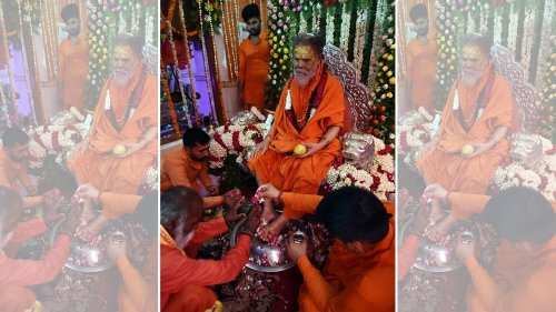 Noted Hindu seer Narendra Giri found dead in suspected suicide, 'sacked disciple' under lens