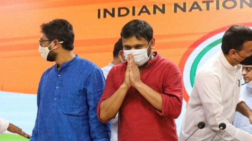 'Not very CPI, natural for Congress': 'Begusarai Bourgeois' Kanhaiya Kumar panned for holiday pic