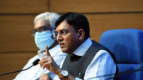 Over 13 crore doses of Covid vaccines administered in July: Health minister to Rahul Gandhi