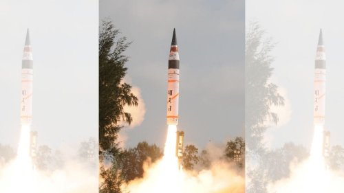 India successfully test-fires N-capable Agni-V Ballistic Missile with 5,000 km range