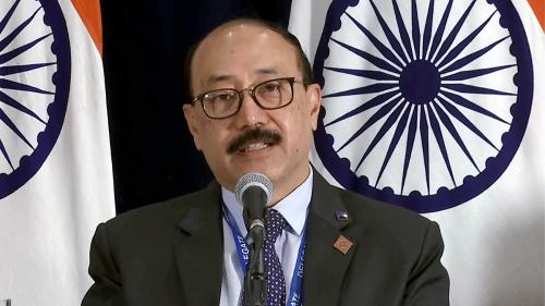 Pakistan has been an 'instigator' of problems in India's neighbourhood, Foreign Secretary Shringla says