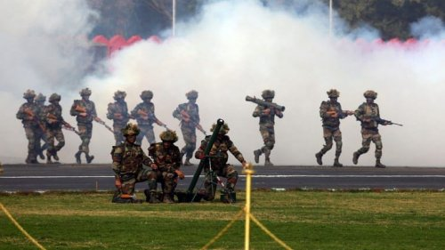 India, Russia to hold 13-day mega military drill to counter terror operations in Volgograd