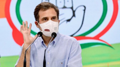 Pegasus an 'attempt to crush democracy', happy SC looking into this matter, says Rahul Gandhi
