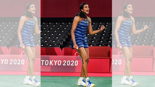 PV Sindhu beats Japan's Akane Yamaguchi to storm into badminton semis in Tokyo Olympics