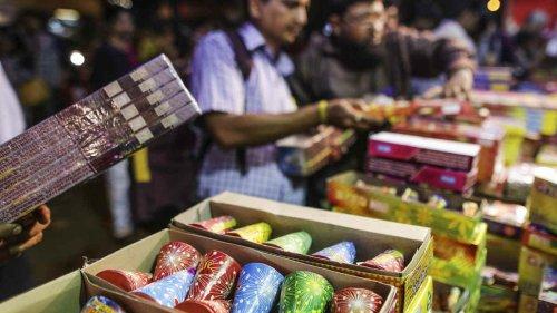 Delhi orders complete ban on sale, bursting of firecrackers till 1 January