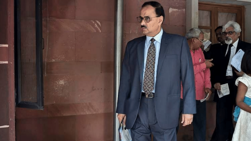 MHA recommends action against former CBI chief Alok Verma for 'misusing official position'