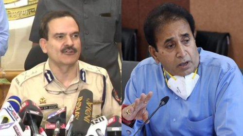 Cops in Param Bir's corruption complaint 'only met Deshmukh to prepare answers for assembly'
