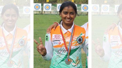 Indian archer Deepika Kumari ousts former world champion to reach Olympics quarterfinals
