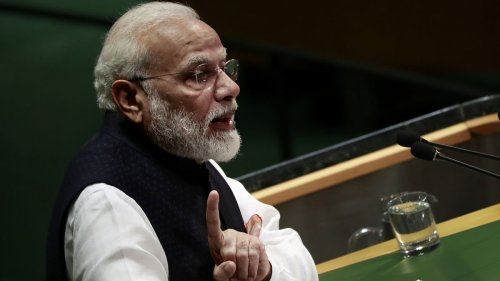 Modi is not Manmohan Singh. He won't fade away without fighting to the finish