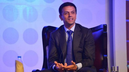 Rahul Dravid set to take over as Indian cricket team coach after T20 World Cup