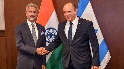 India a 'huge friend' of Israelis, Naftali Bennett tells Jaishankar during first meet
