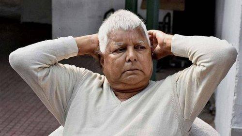 Lalu Prasad Yadav gets bail in Dumka treasury case, to be released from jail