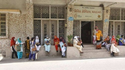 Govt to send 25 doctors, 75 paramedics from central police forces to Ahmedabad Covid facility