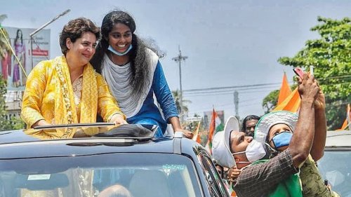 Same same, but little different — how Priyanka Gandhi's campaign style stacks up against Rahul