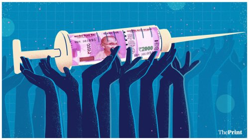 GDP data shows India is now on recovery path. But faster vaccination is key
