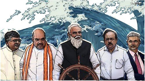 Mayday, Mayday — How Modi govt led India into a perfect storm