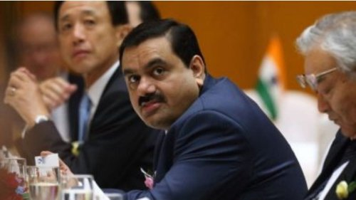 Media coverage can't be biased under 'garb of press freedom', Gautam Adani says