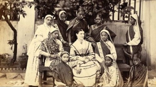 Indian colonial history not only about men. These Scottish women also played a part