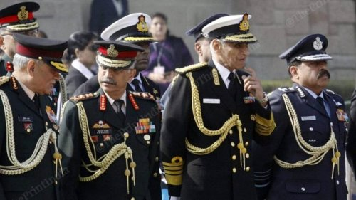 Defence ministry plans uniform retirement age for army, navy & air force, more years of service