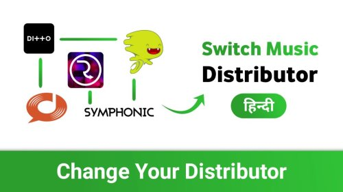 How To Transfer Music From One Distributor To Another